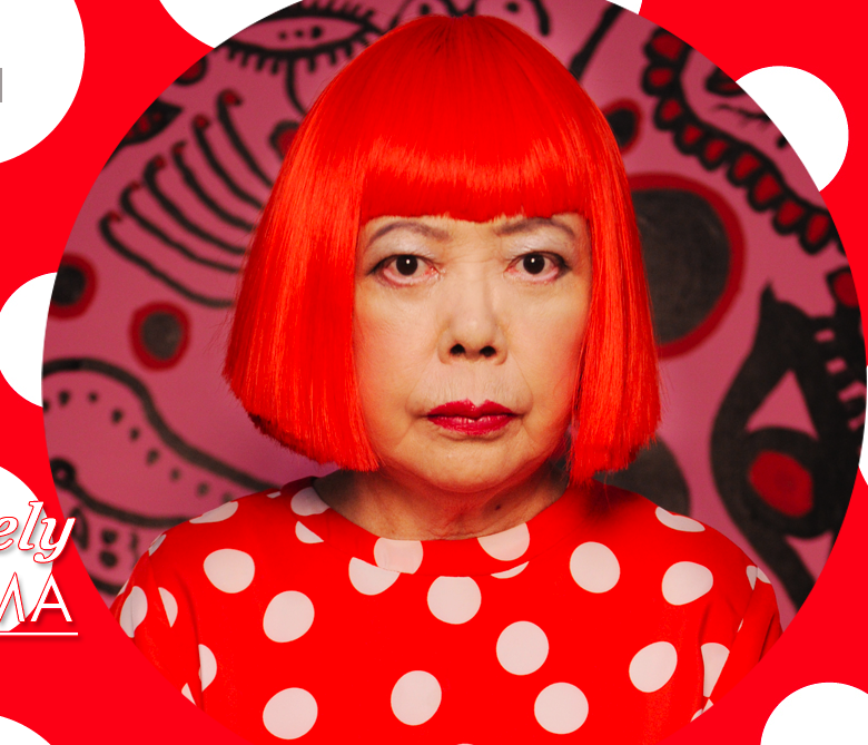 Kusama + Louis Vuitton