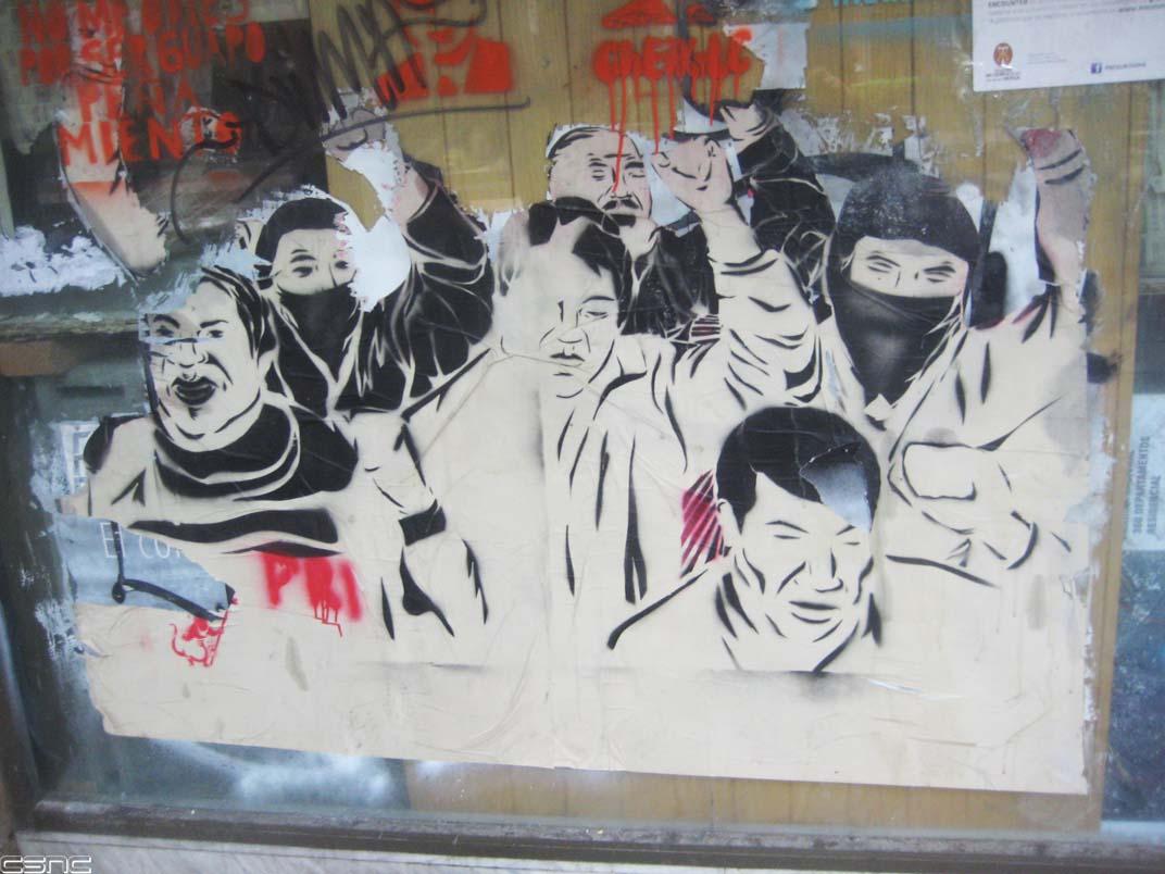La explosión del arte urbano en México