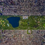 La mejor foto en vista aérea de Manhattan