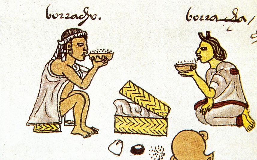 Embriaguez Sagrada en el Museo Carranza