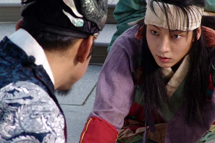 2005 ?? ?? (Wang-eui Nam-ja) The King And The Clown
