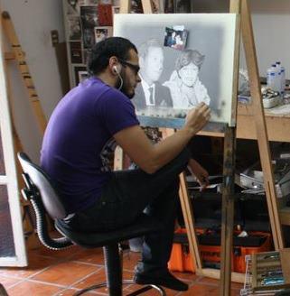 Pintando sueños