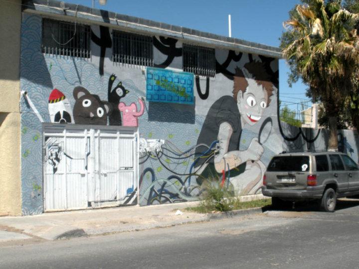 Colectivo Rezizte: arte al servicio de Ciudad Juárez
