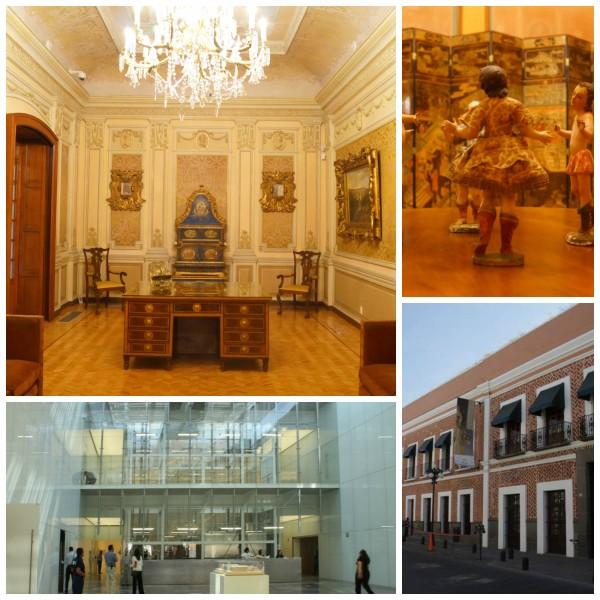 Museo Amparo fotos