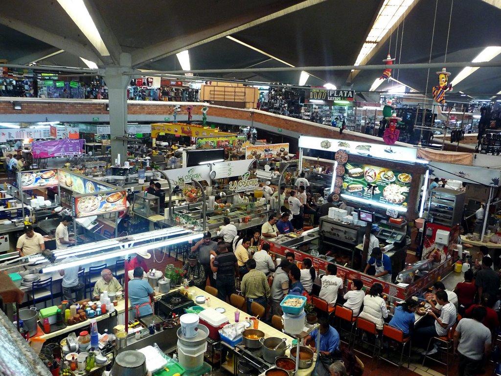 Mercado de San Juan: Delicias para el paladar