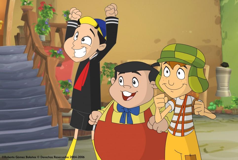Animación Mexicana Parte 8: El Chavo (Nota 1)