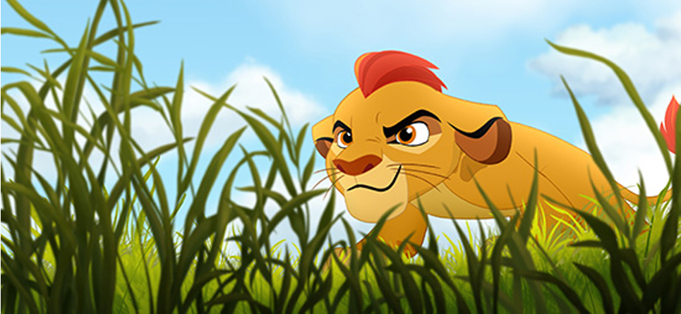 Lion Guard: El Reinado Continúa
