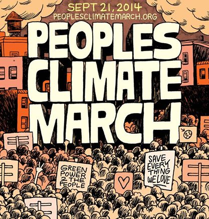 Obtenida del sitio Peoples Climate March