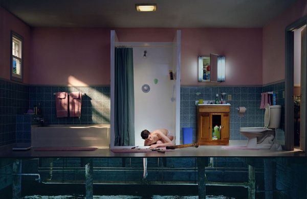 Gregory Crewdson, de la serie Twilight.