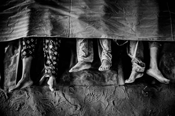 Autor: Rahul Talukder. 3er. premio. Reportajes Gráficos. Noticias de Actualidad.