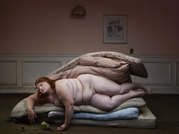 Julia Fullerton- Batten, de la serie Unadorned, 2012.
