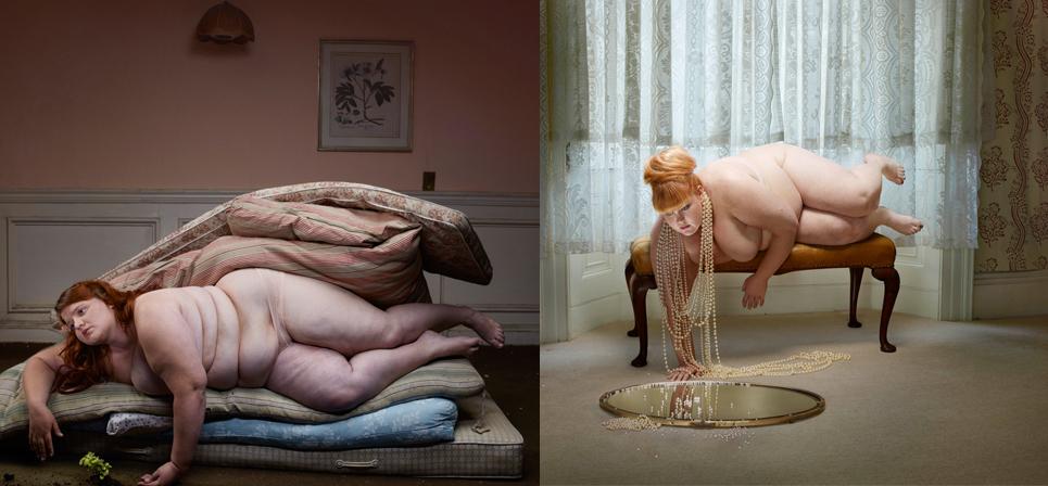 El almacén de la imagen: Batten y la crítica al modelo de belleza