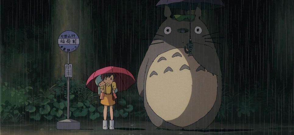 Especial Ghibli: Mi Vecino Totoro