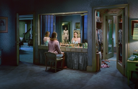 Gregory Crewdson, de la serie Beneath the roses.