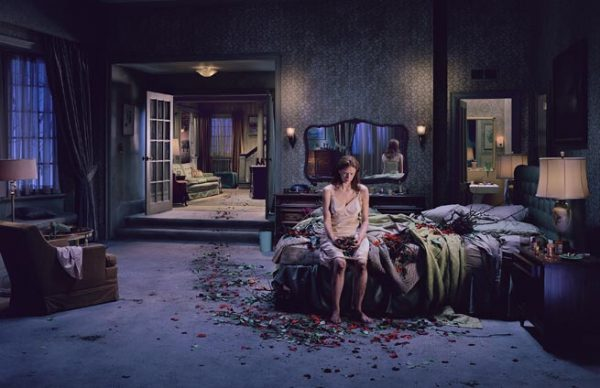 Gregory Crewdson, de la serie Beneath the Roses