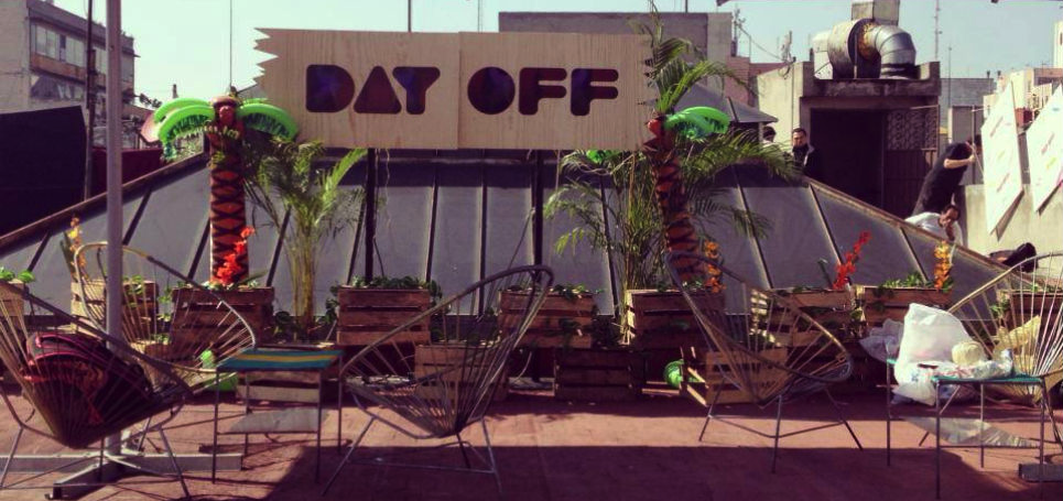 Day Off: El 2do aniversario de la fiesta en domingo