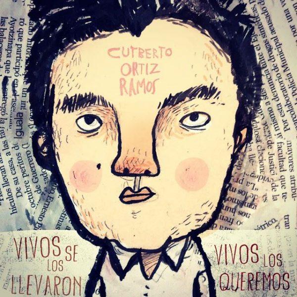"""Yo, Daniel Nieto, busco a Cutberto Ortiz Ramos""."