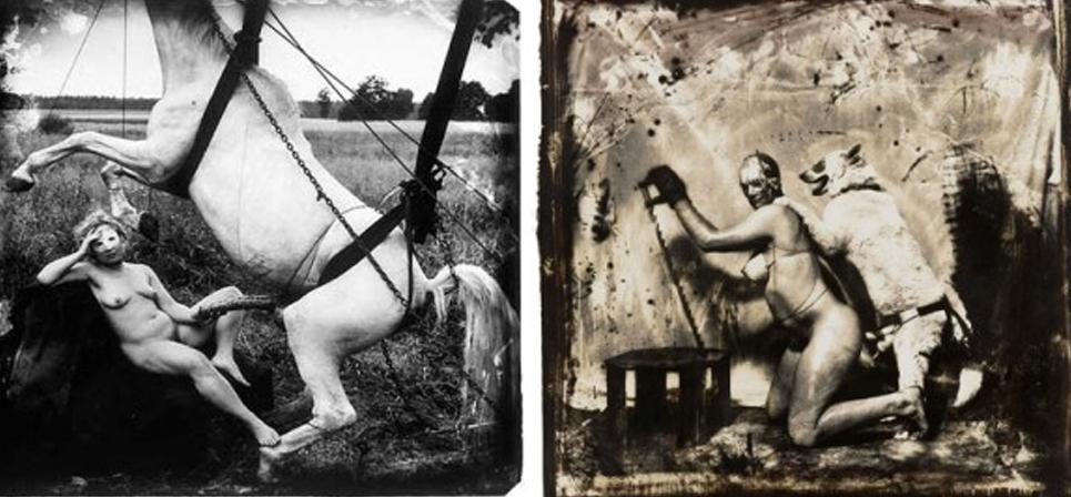 El almacén de la imagen: lo grotesco en la fotografía de Witkin