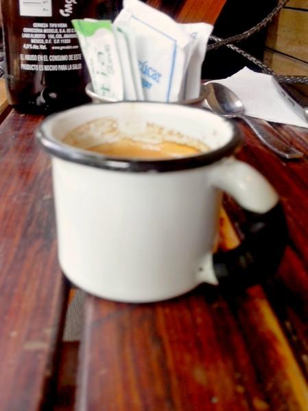 café Roma - touched