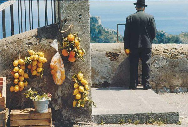 René Burri, Amalfi, Italia, 1966.