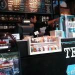 Impresiones francesas sobre las cafeterías