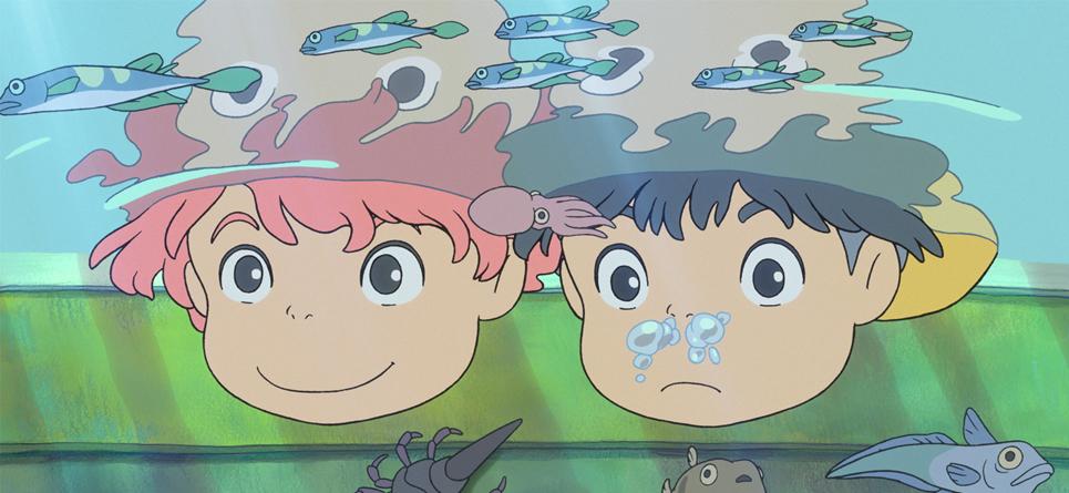 Especial Ghibli: Ponyo