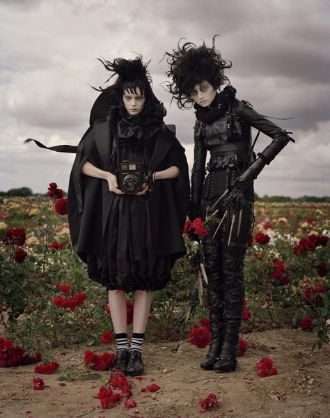 Tim Walker, Sophie Srej and Avelina, 2009.