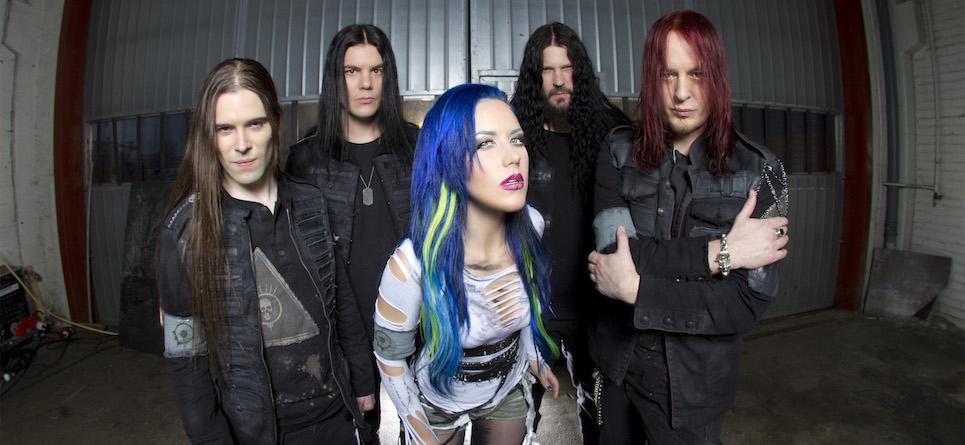 Arch Enemy en México