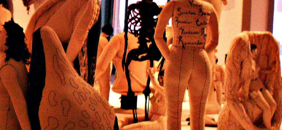 De la cerámica a la tela: La innovación de Miriam Medrez en la escultura mexicana