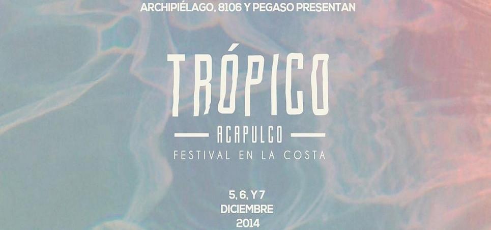 Horarios Trópico 2014
