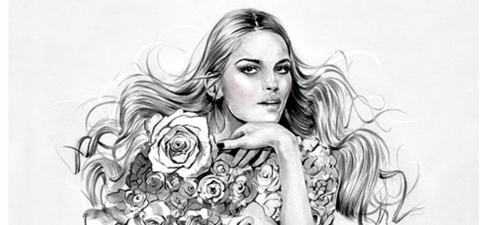 Kelly Smith: La ilustración en moda