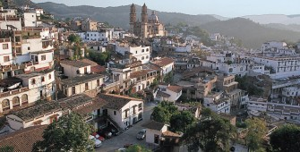 Taxco - panoramique