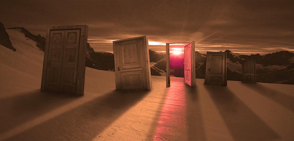 Las puertas de Amaranta