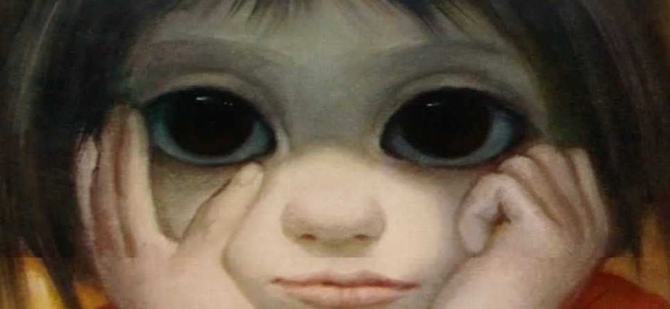 Margaret Keane, Big Eyes y el cine de Tim Burton