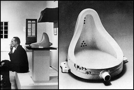 duchamp-and-fountain