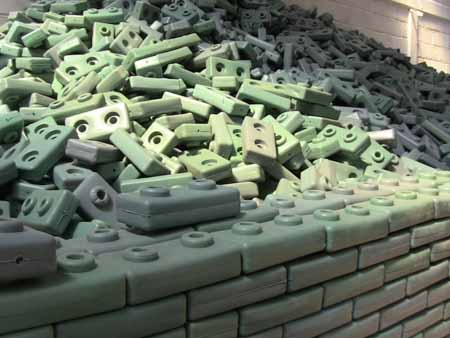 Construir con materiales reciclados: un nuevo desafío.