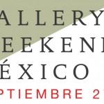 Gallery Wekeend México: Arte contemporáneo