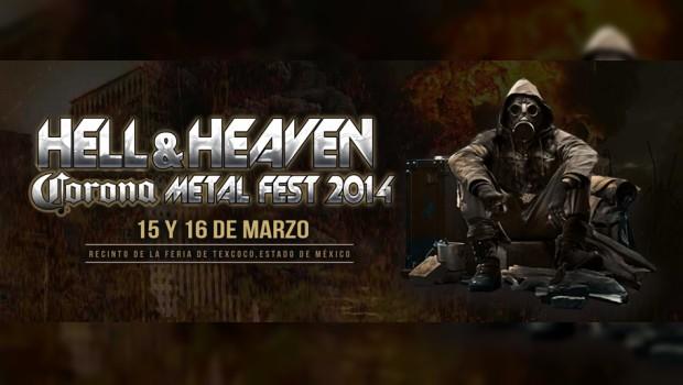 #Playlist de me sabe a…¿Cancelación Hell & Heaven Fest?