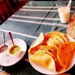 Impresiones francesas, sobre la comida mexicana: Le Tacos