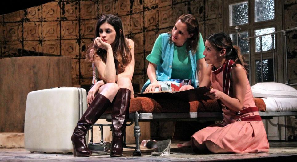 Irene Azuela, Marina De Tavira e Ilse Salas
