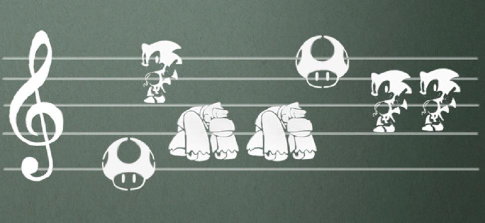 One Up y la música en los videojuegos