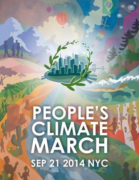 Obtenida del sitio Peoples Climate March