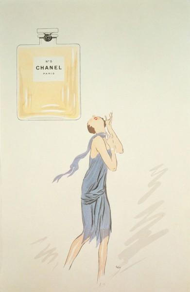 Ejemplar publicitario de 1921